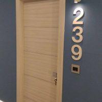 porte, porte per hotel, porte interne, porte per interni, porte su misura cesenatico, porte cesenatico