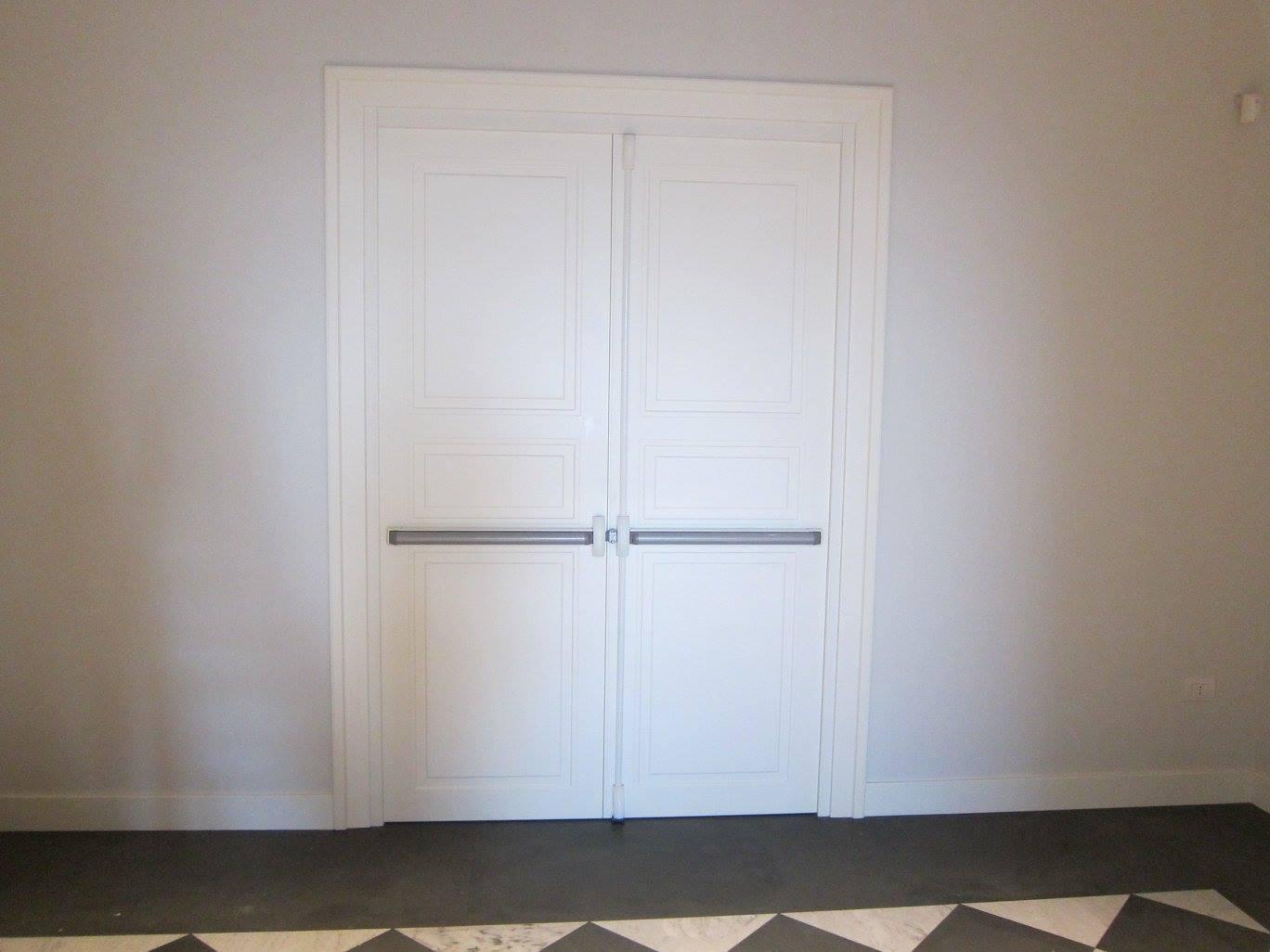 Porte Doppie Per Interni.Porte Doppie Per Interni Oostwand