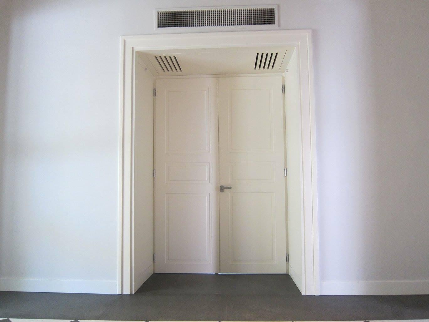 Porte Doppie Per Interni.Realizzazioni Porte Per Hotel Sis Produzione Porte