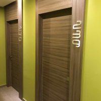 porte, porte in legno, palissandro,